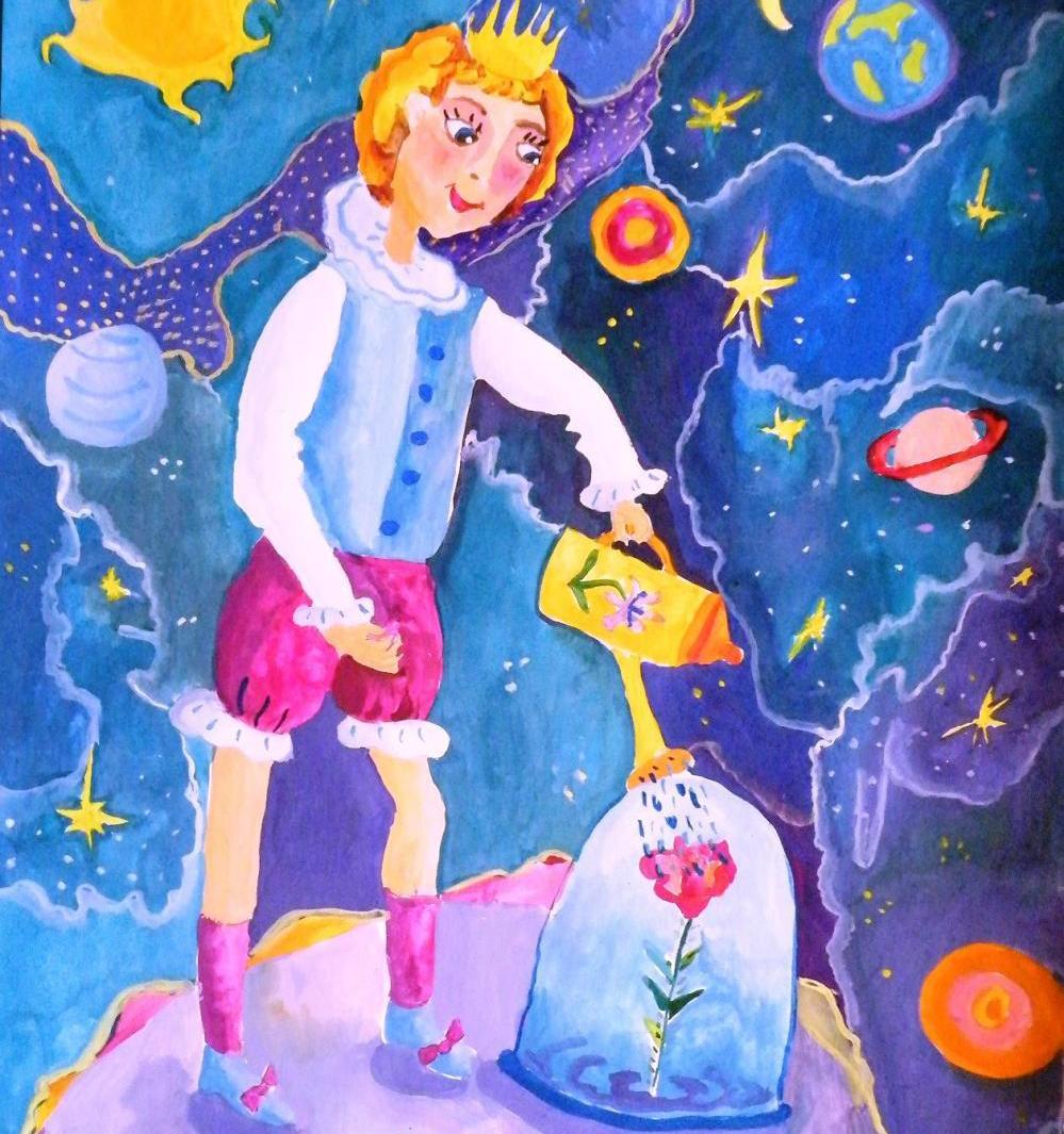 Всемирный конкурс детских рисунков дети рисуют свой русский мир